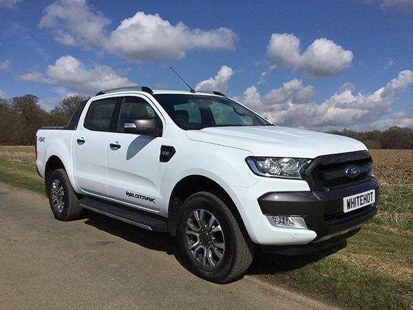 frozen white ford ranger new vehicles in stock white hot. Black Bedroom Furniture Sets. Home Design Ideas