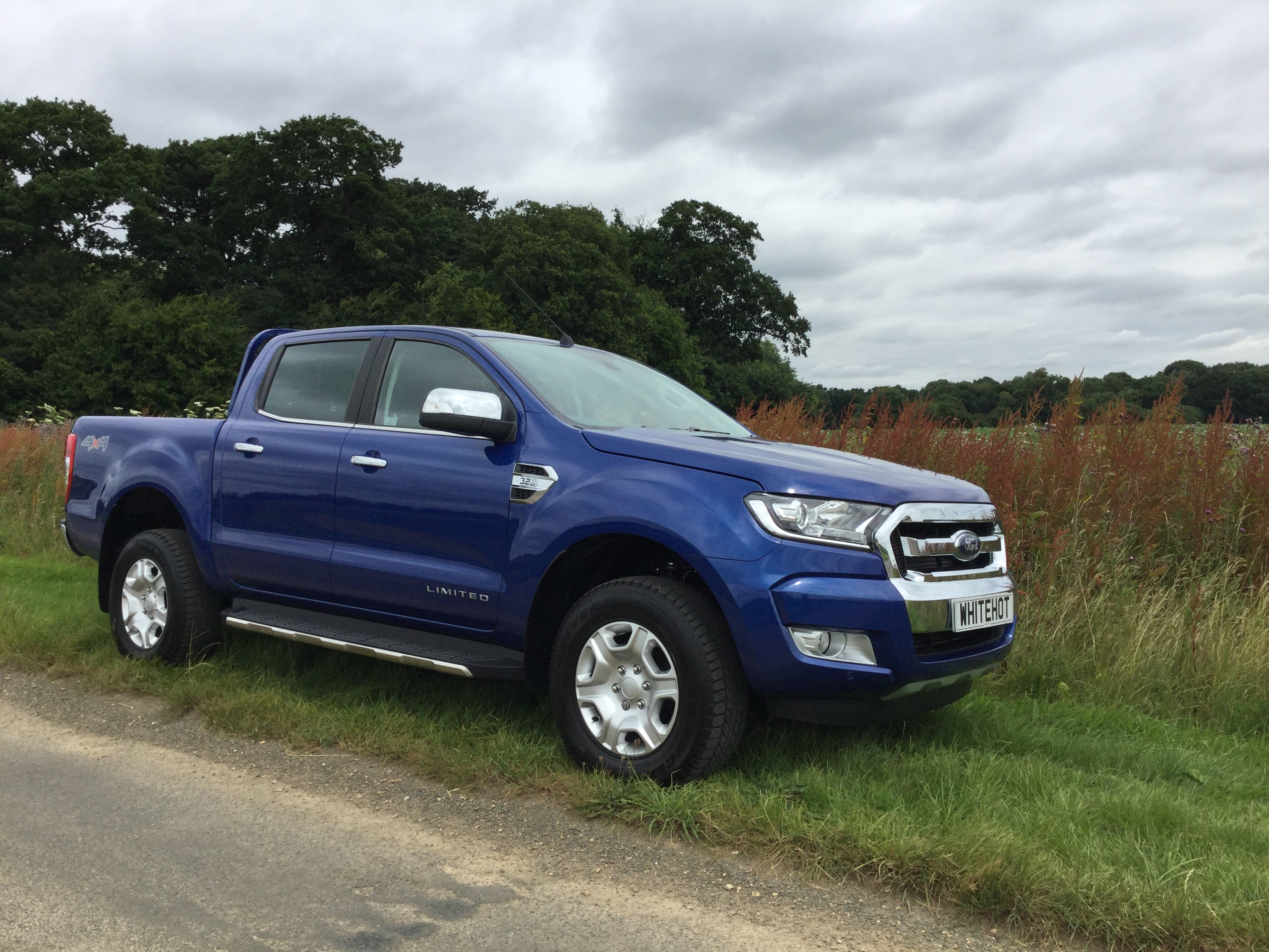 all new ford ranger limited 1 2016 model double cab 3 2 200ps