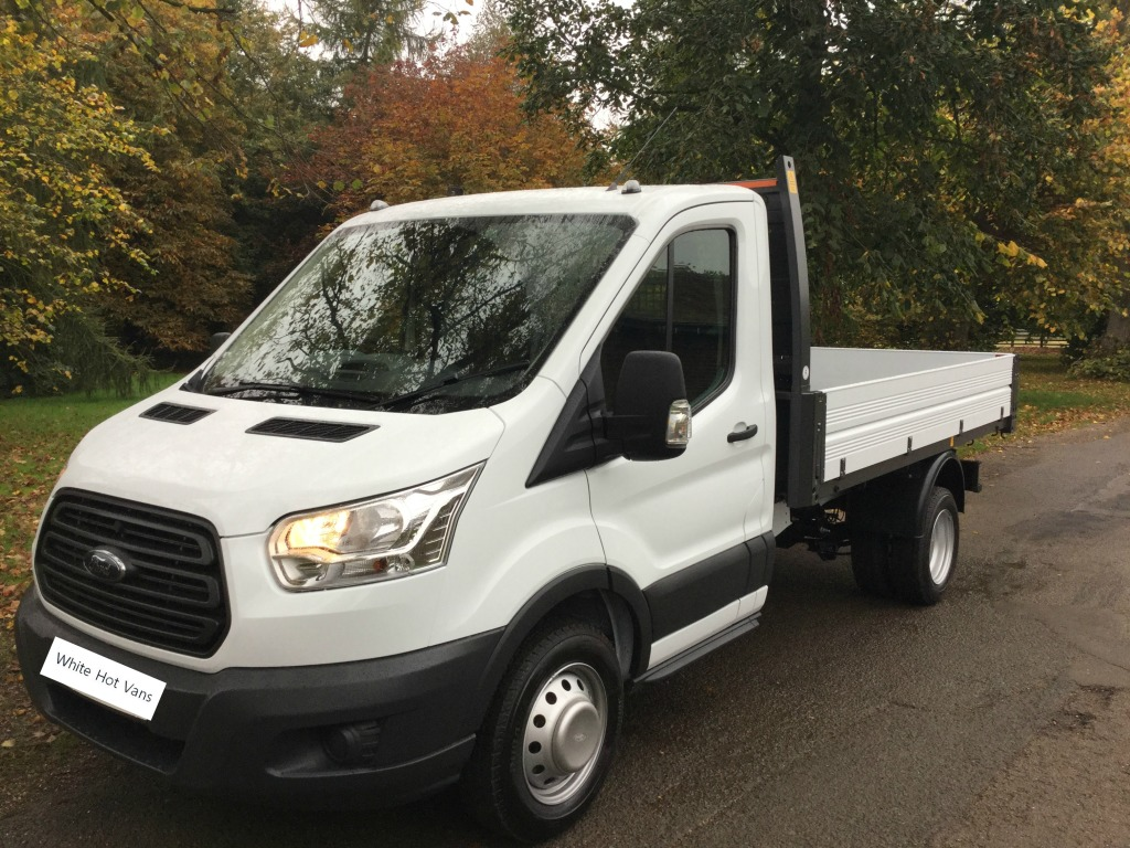 ford transit 350 1 way tipper l2h1 rwd 2 2 tdci 125ps. Black Bedroom Furniture Sets. Home Design Ideas