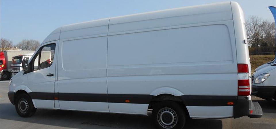 Sprinter 2 1 Cdi 313 Lwb High Roof 129ps White Hot