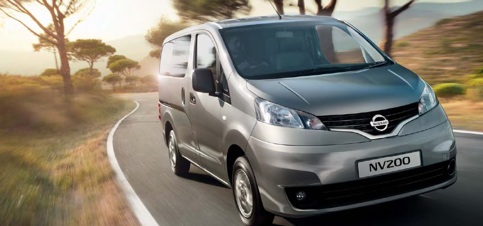 New Nissan NV200 Contract Hire Purchase Van Sales Watford