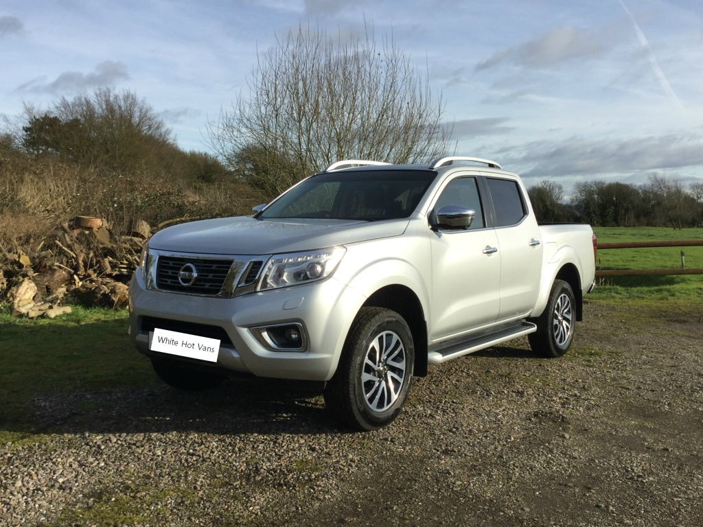 New Nissan Navara For Sale Get Vans Finance Lease Ukwhite