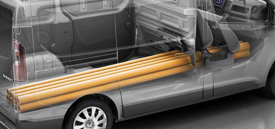 Renault Trafic Sport SL27 Energy 1.6 dCi 120ps - White Hot VansWhite ...