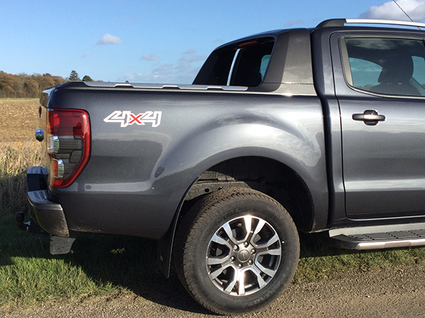 Sea Grey Ford Ranger New Vehicles in Stock | White Hot ...