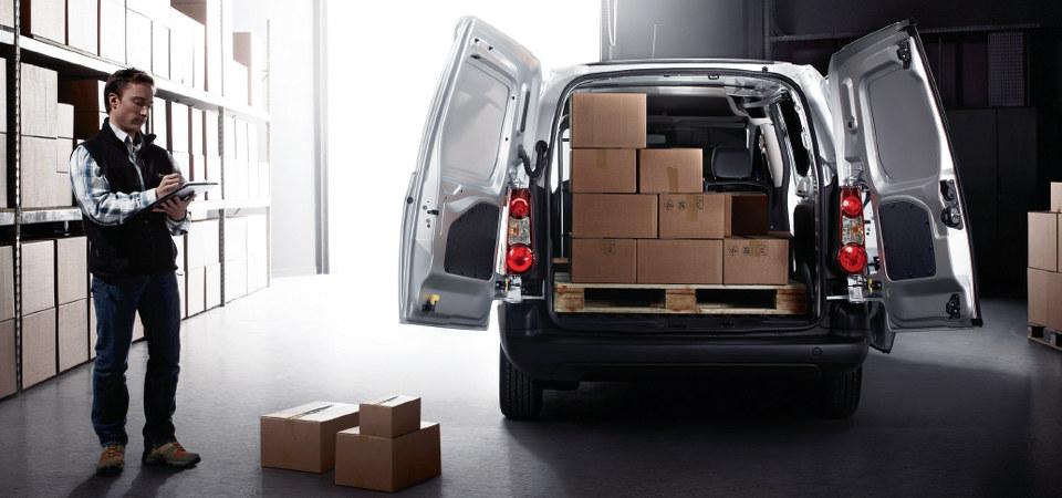 Peugeot Partner Professional, New Vans Deals ...