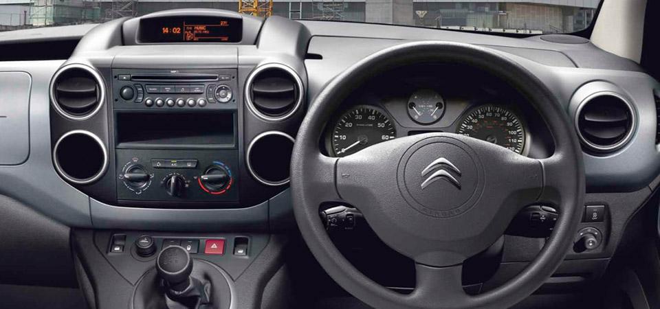 Citroen Van Sales New Citroen Berlingo Van Commercial
