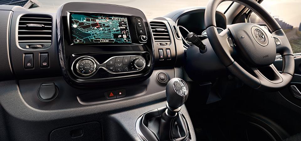 Vauxhall Vivaro Sportive L1h1 Bi Turbo Ctdi 1 6 120ps With