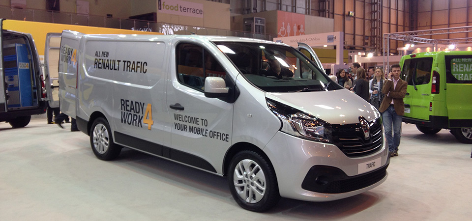 My Ford Benefits >> Renault Trafic Sport SL27 Energy 1.6 dCi 120ps - White Hot ...